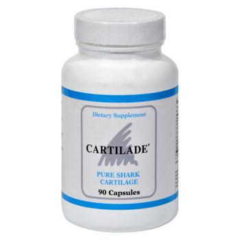 Cartilade Pure Shark Cartilage - 90 Capsules