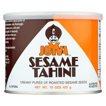 Joyva - Roasted Sesame Tahini - 15 oz - 1 each