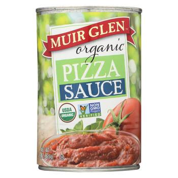 Muir Glen Muir Glen Organic Pizza Sauce - Tomato - Case of 12 - 15 Fl oz.