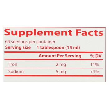 Sonne's Detoxification No 7 - 32 fl oz