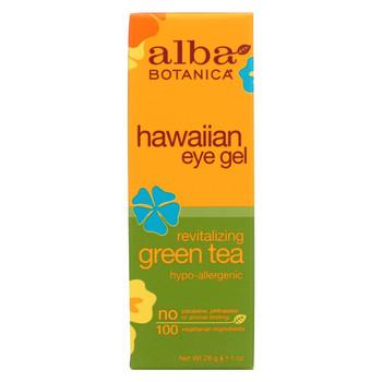 Alba Botanica Hawaiian Green Tea Eye Gel - 1 fl oz