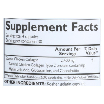 NeoCell Collagen Type 2 - 120 Capsules