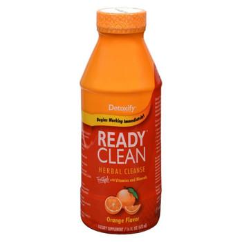 Detoxify - One Source Ready Clean Herbal Cleanse - Orange Flavor - 16 oz