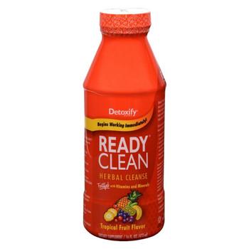 Detoxify Ready Clean Herbal Natural Tropical - 16 fl oz