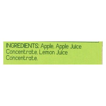 GoGo Squeeze Organic Applesauce - Apple - Case of 12 - 3.2 oz.