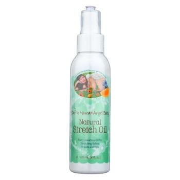 Earth Mama Angel Baby Natural Stretch Oil - 4 fl oz