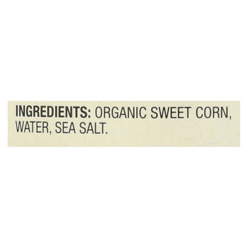 Westbrae Foods Whole Kernel Golden Corn - Case of 12 - 15.25 oz.