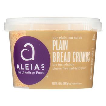 Aleia's - Gluten Free Bread Crumbs - Case of 12 - 13 oz.