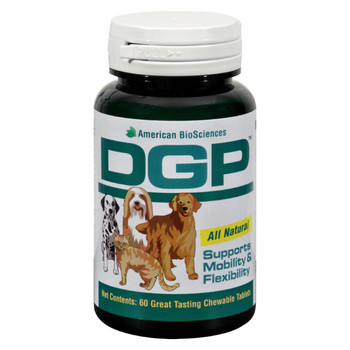 American Bio-Sciences - DGP Chewable - 60 Chewable Tablets