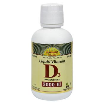 Dynamic Health Liquid Vitamin D3 Cherry - 16 fl oz