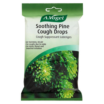 A Vogel - Soothing Pine Cough Drops - 16 Lozenges