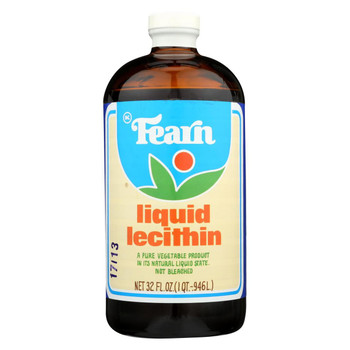 Fearn Liquid Lecithin - 32 fl oz