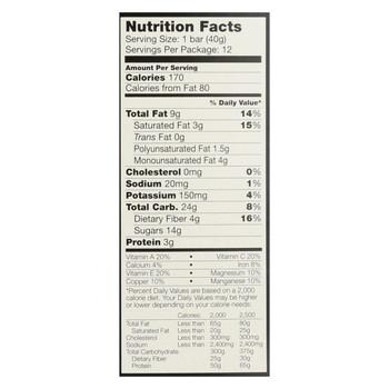 Kind Bar - Dark Chocolate Cherry Cashew Plus Anti-Oxidants- Case of 12 - 1.4 oz