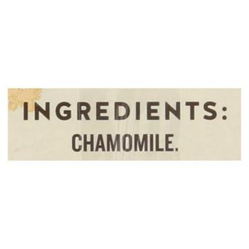 Celestial Seasonings Chamomile Herbal Tea - Case of 6 - 40 BAG