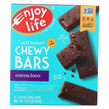 Enjoy Life - Snack Bar - Coco Loco - Gluten Free - 5 oz - case of 6
