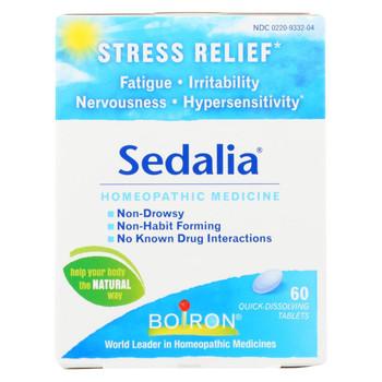 Boiron - Sedalia Stress - 60 Tablets