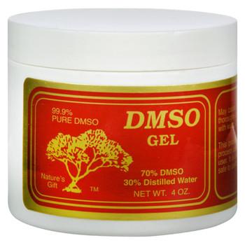 DMSO Gel 70/30 - Unfragranced - 4 oz
