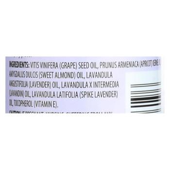 Aura Cacia - Aromatherapy Body Oil Lavender Harvest - 8 fl oz