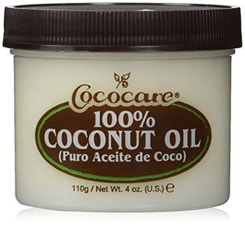 Cococare Coconut Oil - 4 fl oz