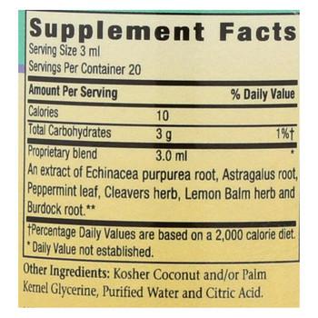 Herbs For Kids Echinacea Astragalus - 2 fl oz