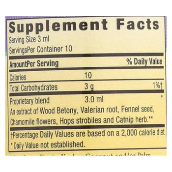 Herbs For Kids Valerian Super Calm - 1 fl oz