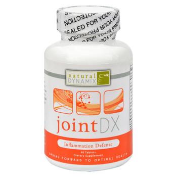 Natural Dynamix Joint DX - 60 Tablets