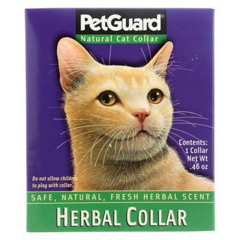 PetGuard Herbal Collar For Cats - 1 Collar