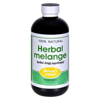 Herbal Melange Herbal Drink Formula - 8 fl oz
