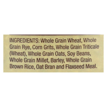 Bob's Red Mill - 10 Grain Hot Cereal - 25 oz - Case of 4