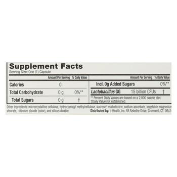 Culturelle - Probiotic - 30 Vegetable Capsules