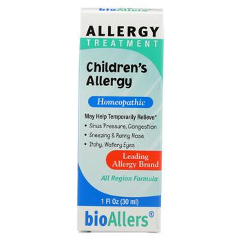 Bio-Allers - Children's Allergy Treatment - 1 fl oz