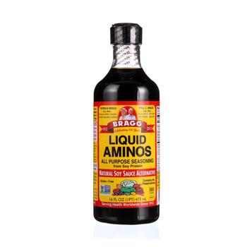 Bragg Liquid Aminos - 16 oz - case of 12