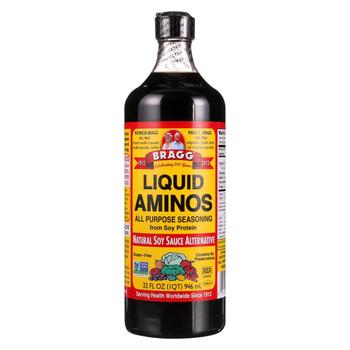 Bragg Liquid Aminos - 32 oz - case of 12