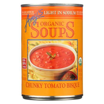 Amy's - Organic Chunky Tomato Soup - Case of 12 - 14.5 oz