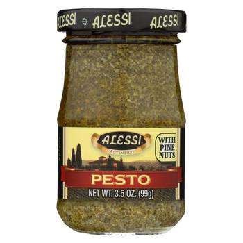 Alessi - Pesto - Di Liguria - Case of 12 - 3.5 FL oz.