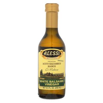 Alessi - Vinegar - White Balsamic - Case of 6 - 8.5 FL oz.