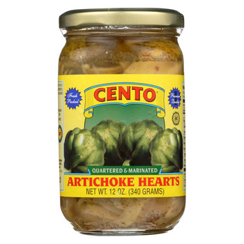 Cento Artichokes - Marinated - Case of 12 - 12 oz