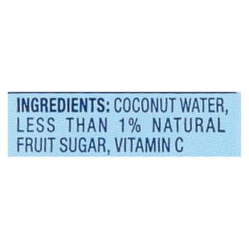 Vita Coco Coconut Water - Pure - Case of 12 - 500 ml
