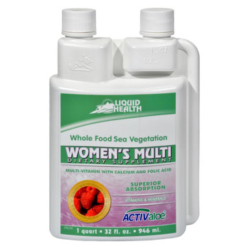 Liquid Health Women's Multi - 32 fl oz