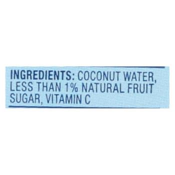 Vita Coco Coconut Water - Pure - Case of 12 - 330 ml