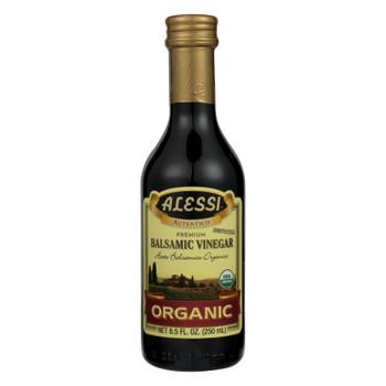 Alessi - Vinegar - Organic - Balsamic - Red Wine - Case of 6 - 8.5 oz