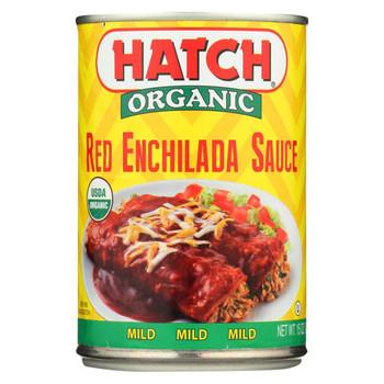 Hatch Chili Hatch Red Enchilada Sauce - Enchilada - Case of 12 - 15 Fl oz.
