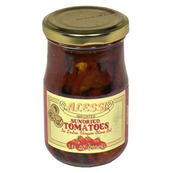 Alessi - Tomato Paste - Sundried - Case of 6 - 7 oz.
