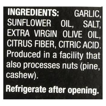 Amore - Garlic Paste - Case of 12 - 3.15 oz.