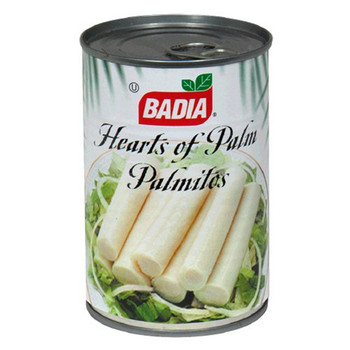 Badia Spices - Hearts of Palm - Case of 12 - 14 oz.