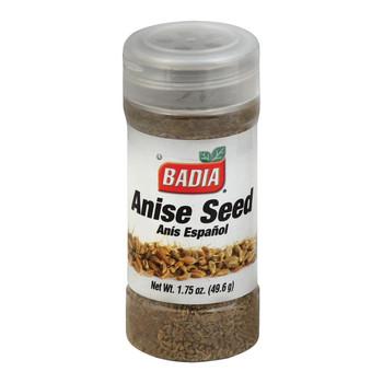 Badia Spices - Anise Seed - Case of 12 - 1.75 oz.
