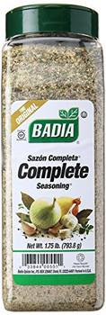 Badia Spices - Complete Seasoning - Case of 6 - 28 oz.
