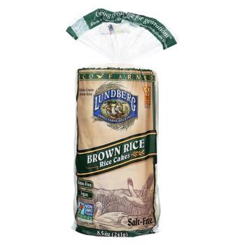 Brown Rice Cakes  No Salt?