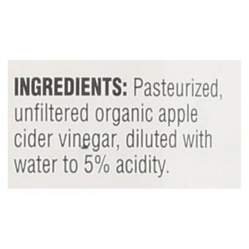 Field Day Vinegar - Organic - Apple Cider - 32 oz - case of 12