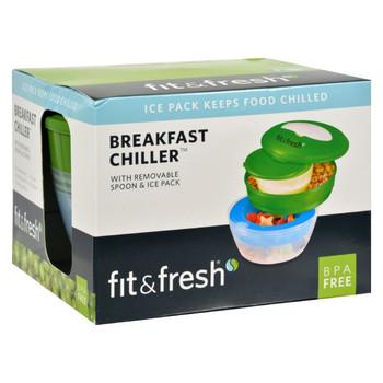Fit and Fresh Start Breakfast Chiller - 1 Unit